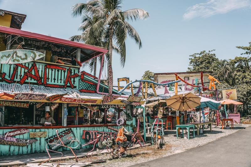 Bar Puerto Viejo