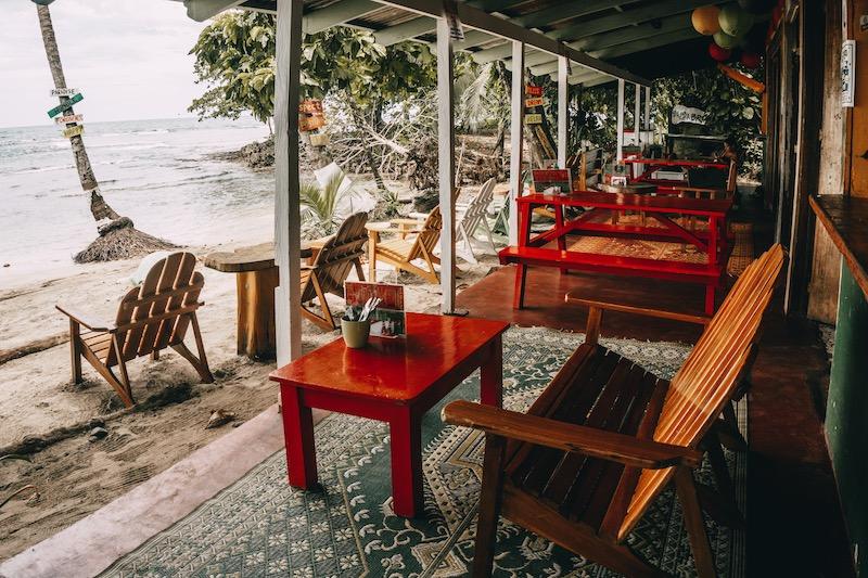 Cafés Puerto Viejo