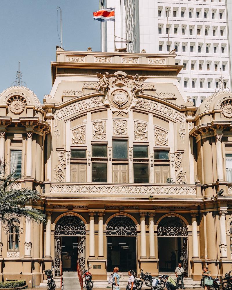 Central Post Office San José