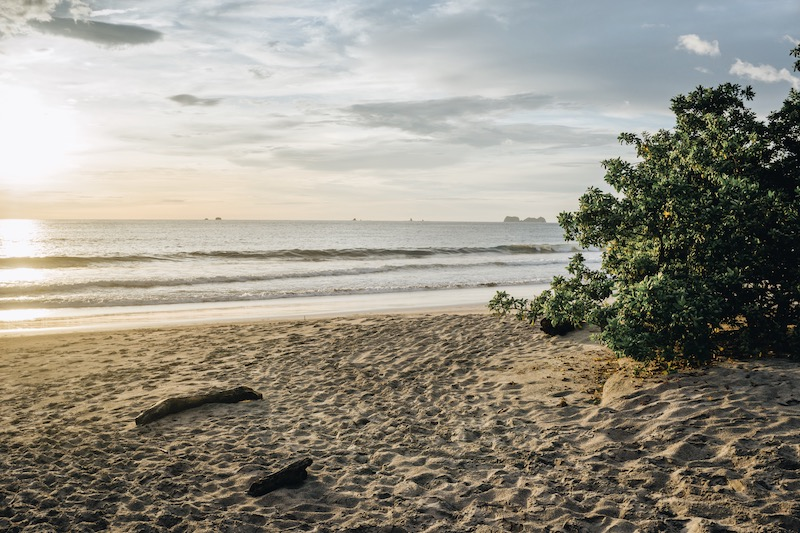 Costa Rica Rundreise Pazifik