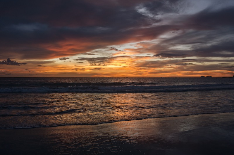 Costa Rica Rundreise Playa Flamingo