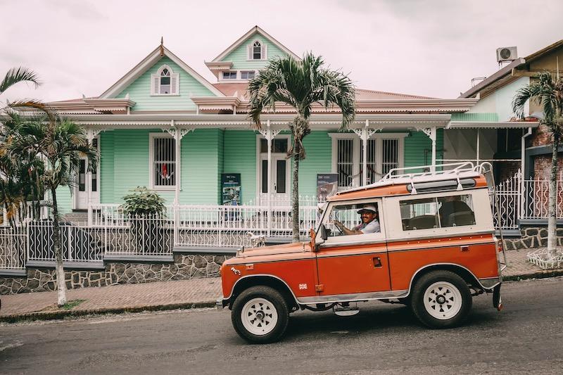 Costa Rica Rundreise San José