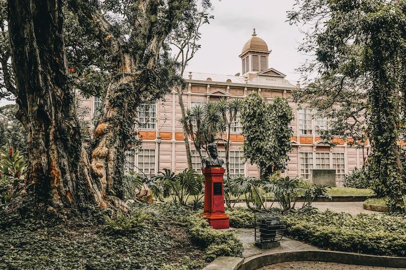 Historische Schule San José Costa Rica