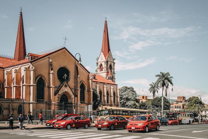 Kathedrale San José Costa Rica