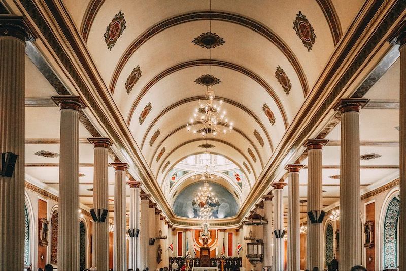 Metropolitan Cathedral San José