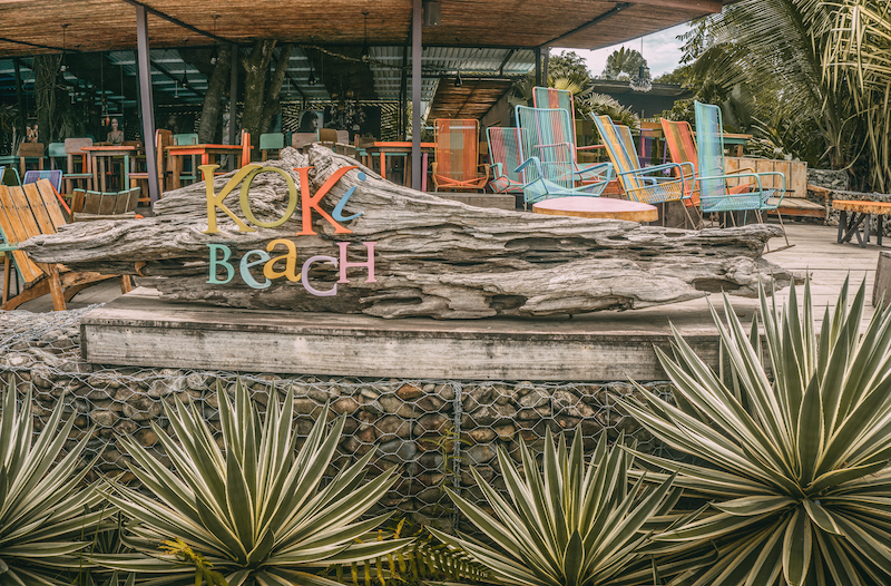 Puerto Viejo Koki Beach