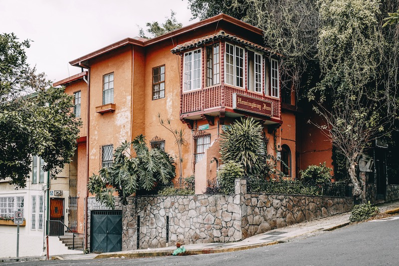 San José Costa Rica Barrio Amon