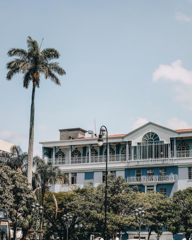 San José Costa Rica Rundreise