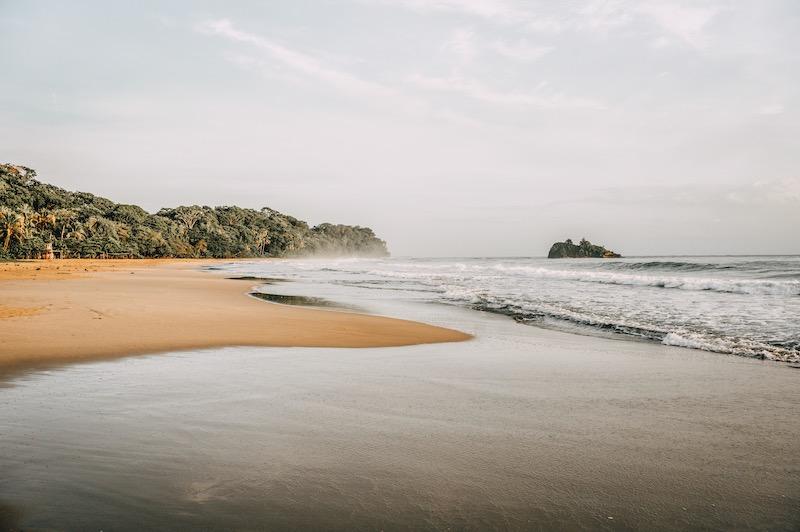 Strand Puerto Viejo Karibik