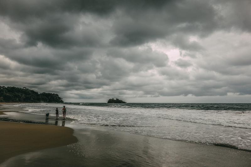 Unwetter Puerto Viejo