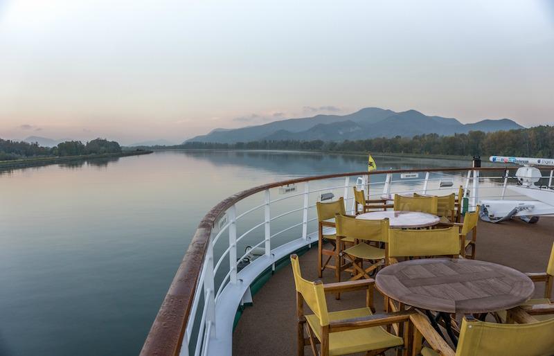 Flusskreuzfahrt auf der Rhône: Mit A-ROSA in Südfrankreich