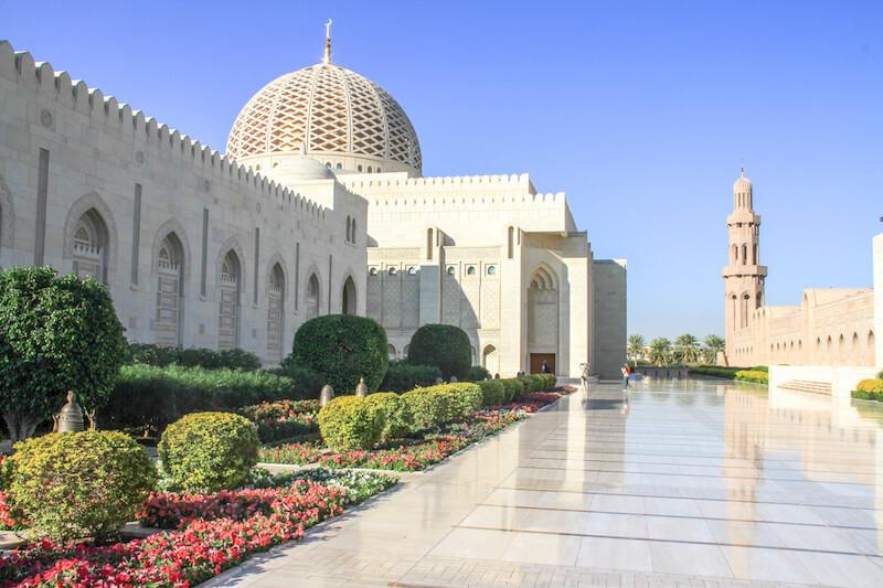 oman-muscat-sultan-qaboos-moschee