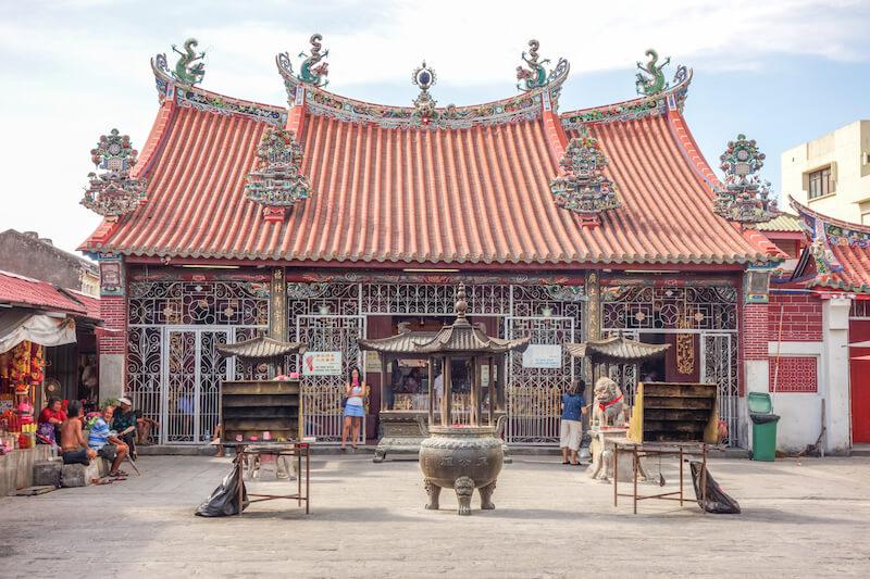 George Town Tempel Malaysia Penang