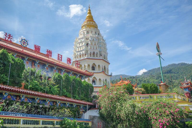 Kek Lok Si Tempel George Town Penang Malaysia