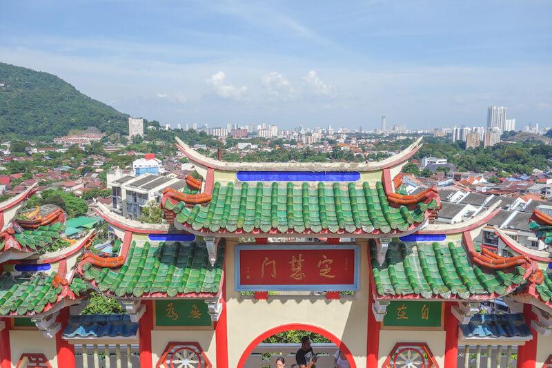 Malaysia Penang Kek-Lok-Si-Tempel