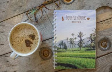 Reisetagebuch Journeybook