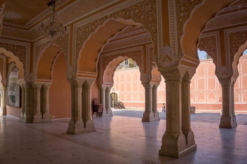 Jaipur City Palast