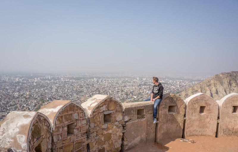 Jaipur Nahargarh Fort Rajasthan