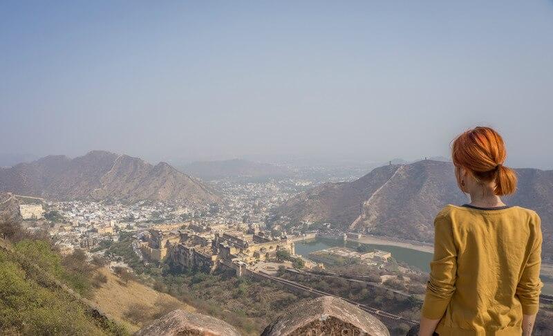 Jaipur Sehenswuerdigkeiten Jaigarh Fort