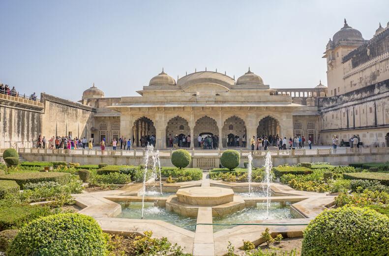 Jaipur Sehenswuerdigkeiten