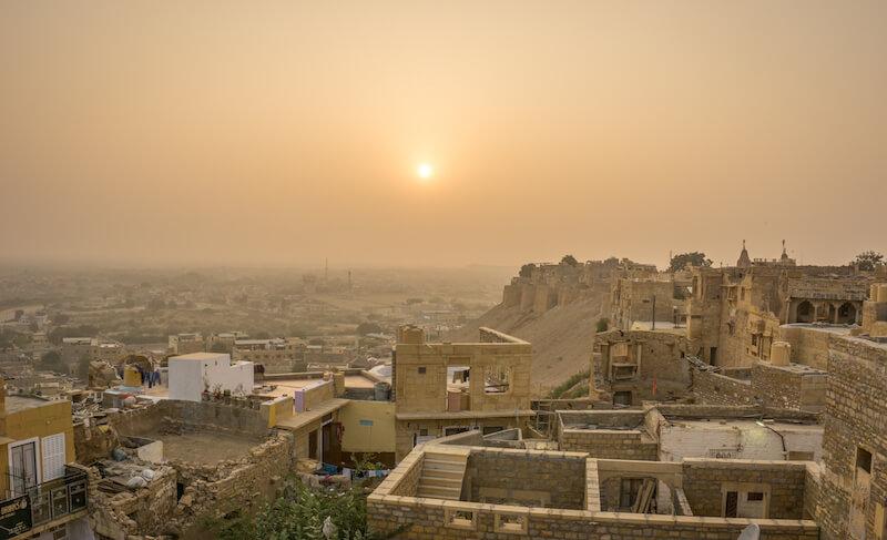 Jaisalmer Free Tibet Rooftop Restaurant