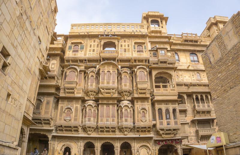 Jaisalmer Haveli Rajasthan