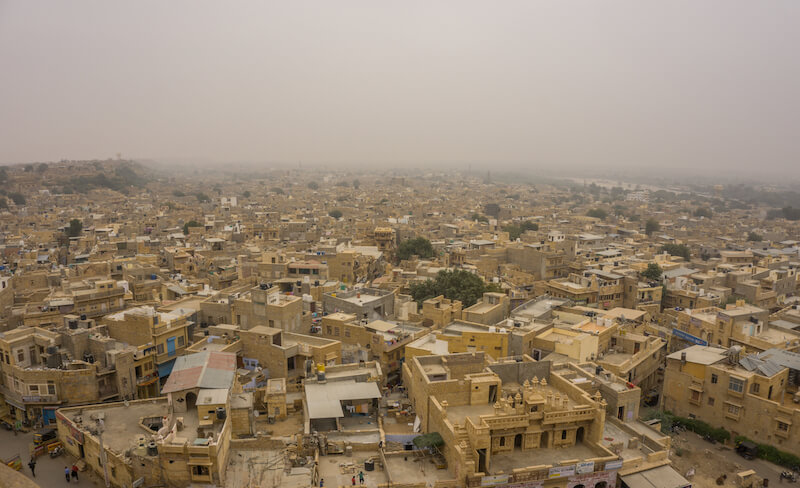 Jaisalmer Rajasthan Golden City