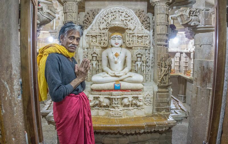 Jaisalmer Rajasthan Jain Tempel