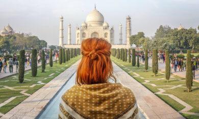 Nordindien Rundreise Agra Taj Mahal