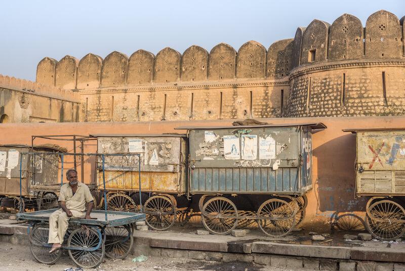 Nordindien Rundreise Bikaner Rajasthan