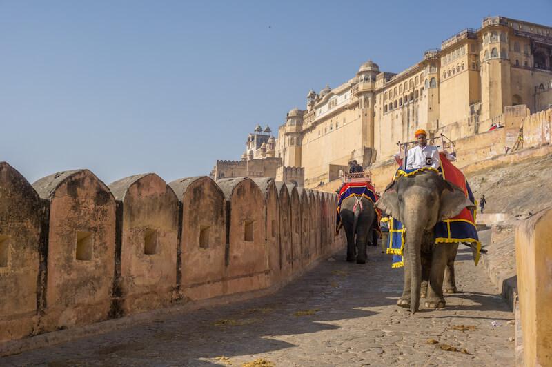 Nordindien Rundreise Jaipur Rajasthan