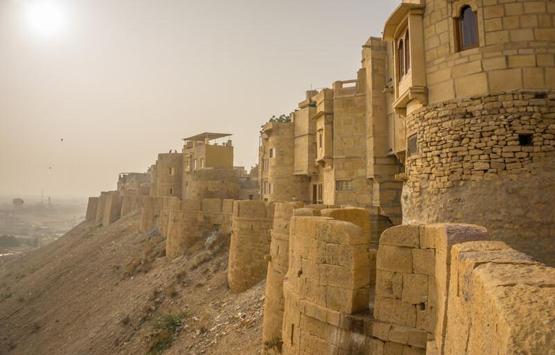 Nordindien Rundreise Jaisalmer Rajasthan