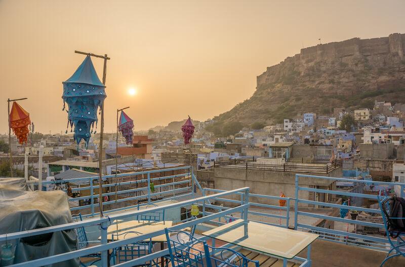 Nordindien Rundreise Jodhpur Rajasthan