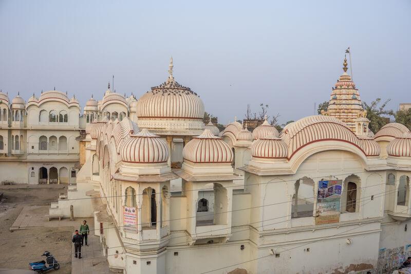 Nordindien Rundreise Nawalgarh Rajasthan
