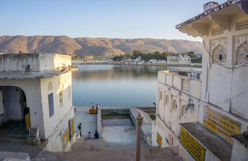 Nordindien Rundreise Pushkar Rajasthan