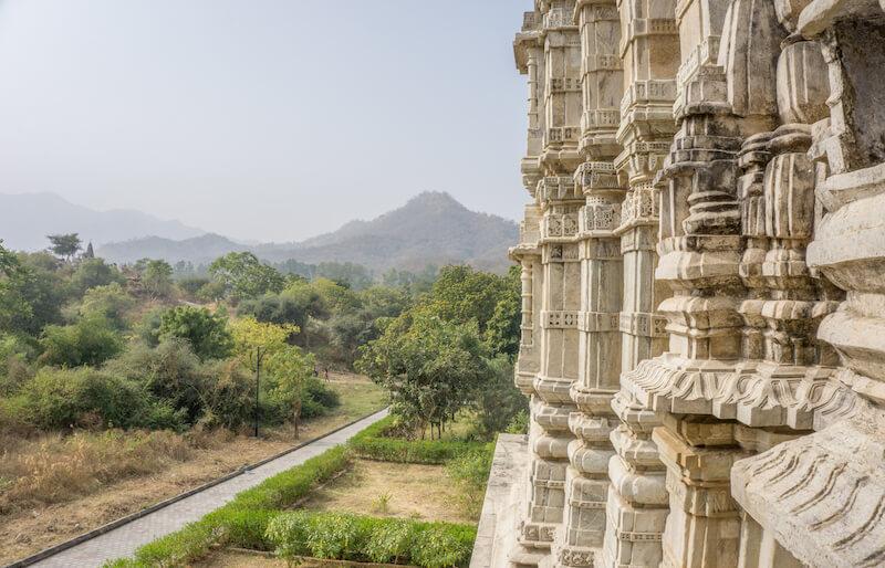 Nordindien Rundreise Ranakpur Rajasthan