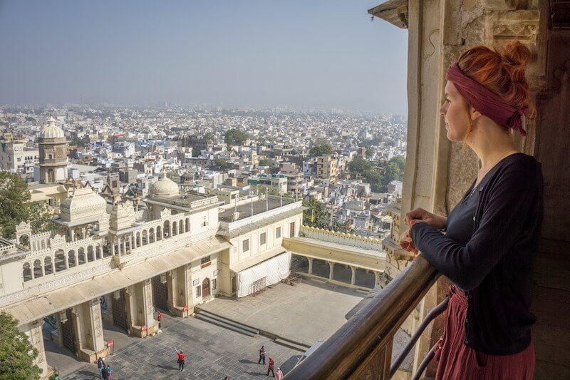 Nordindien Rundreise Udaipur Rajasthan