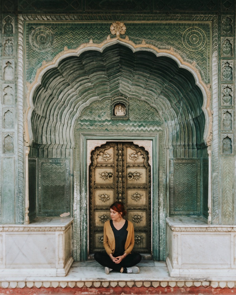 Rajasthan Rundreise Indien Jaipur