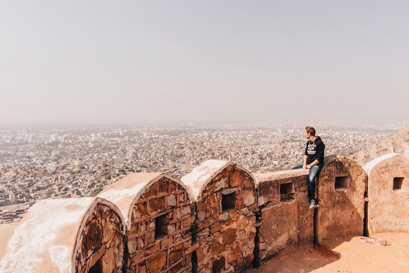 Rajasthan Rundreise Jaipur