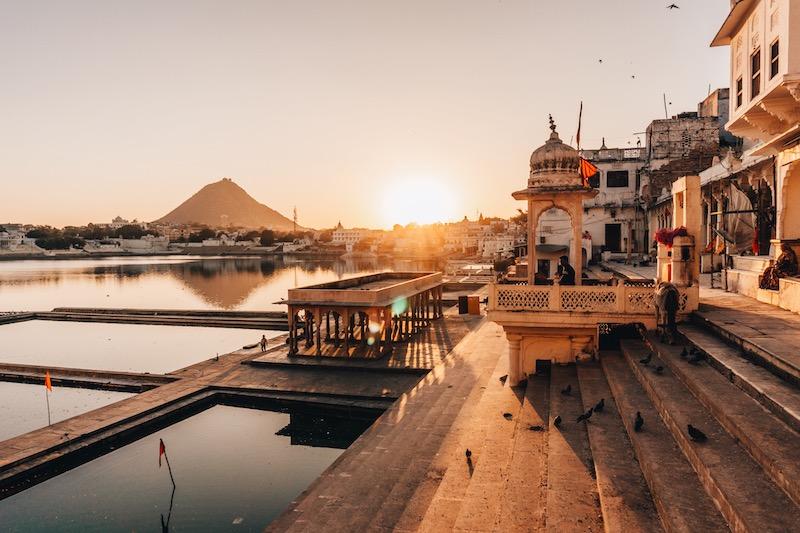 Rajasthan Rundreise Pushkar