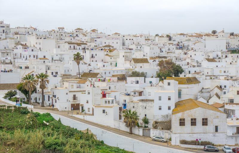 Andalusien Vejer de la Frontera