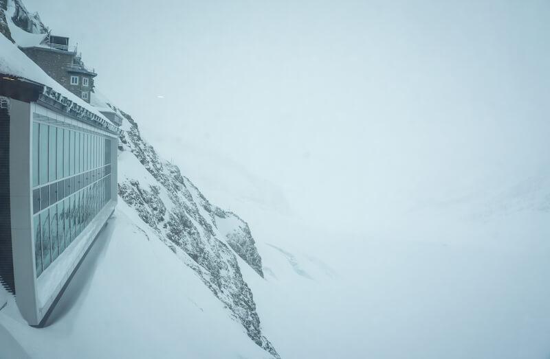 Interlaken Jungfraujoch Top of Europe
