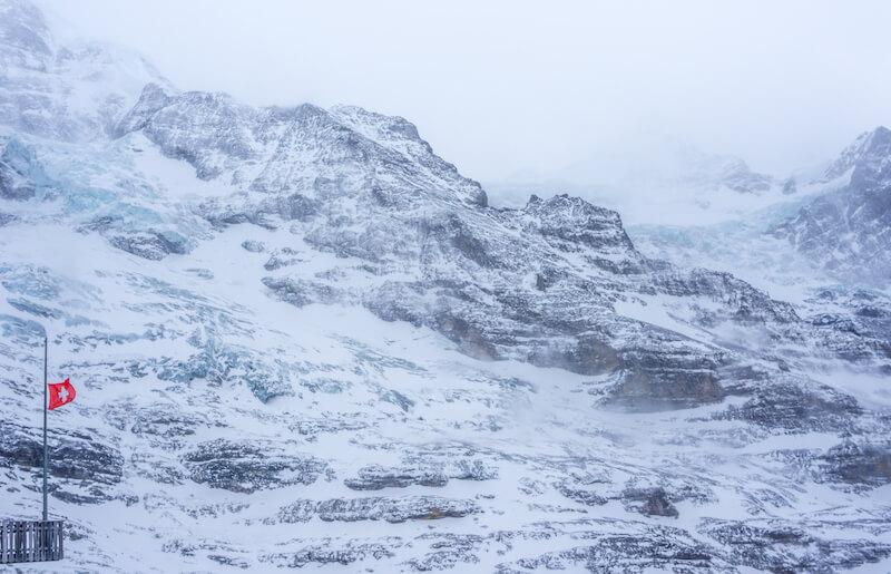 Interlaken Top of Europe Jungfraujoch Eiger