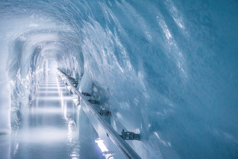 Interlaken Topf of Europe Jungfraujoch Eiswelt