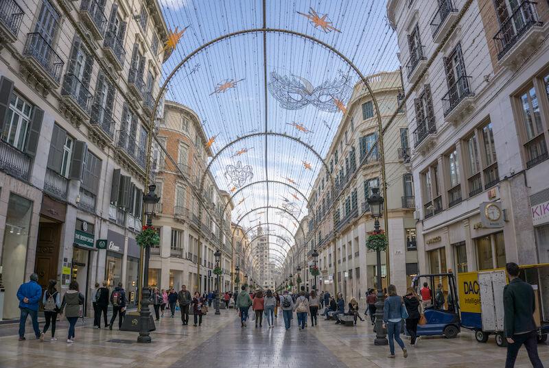 Andalusien Roadtrip Malaga Spanien