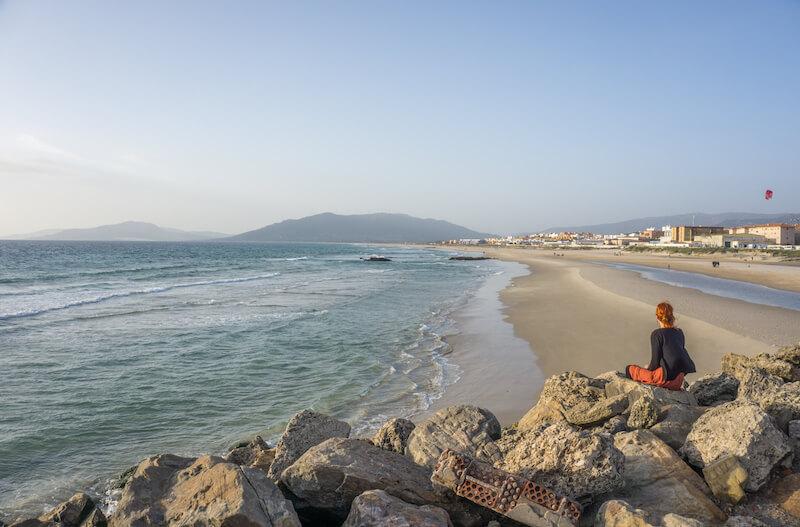 Andalusien Tarifa Spanien