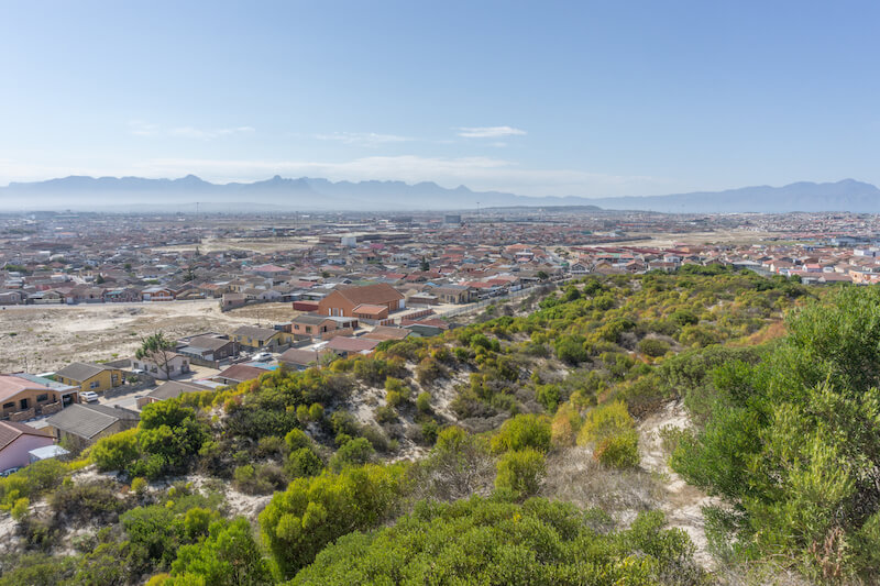 Kapstadt Sehenswuerdigkeiten Khayelitsha Township
