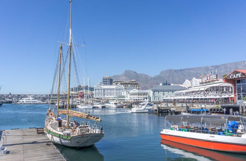 Kapstadt Sehenswuerdigkeiten Waterfront