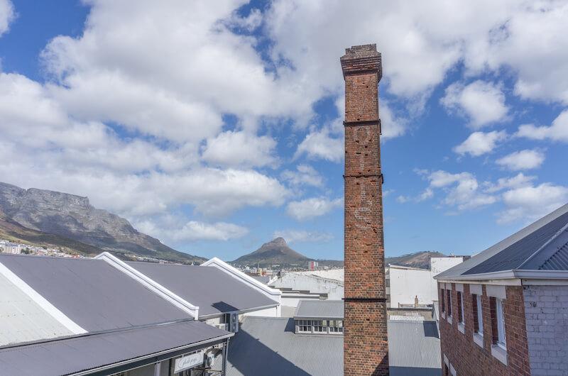 Kapstadt Sehenswuerdigkeiten Woodstock Old Biscuit Mill