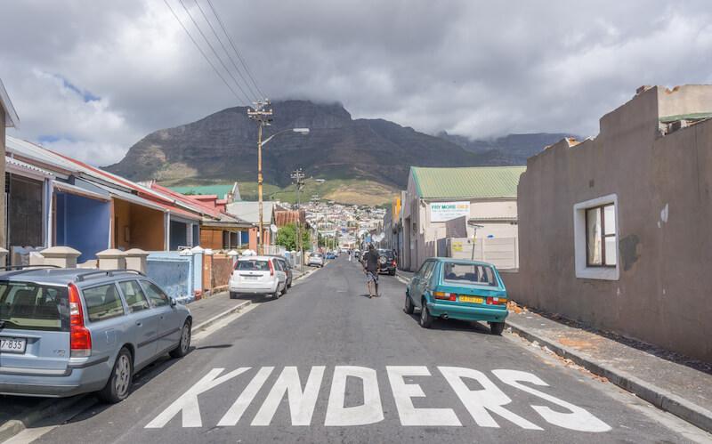 Kapstadt Sehenswuerdigkeiten Woodstock